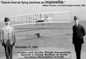 세계최초 비행사, 라이트형제 아니다..美 공식 인정